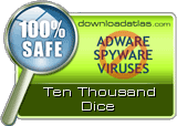 100% Safe Award from DownloadAtlas
